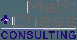 Math & Chess Consulting - Tutoring Logo